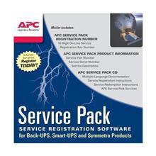 APC Garantie-Verlängerung - 3 Jahre - 24x7 - für P/N: SMT2200RMI2UC, SRC2000XLI-CC, SRT2200RMXLI, SRT2200XLI, SRT3000XLI, SUA3000I-IN, SMT3000RMI2UNC